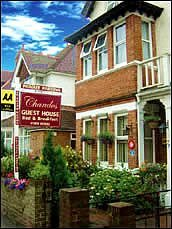 A picture of Chandos Premier Guest House in Folkestone